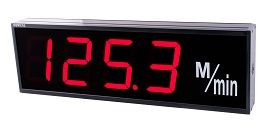 SPS-0022 SPS-1406BX2  Speed Display