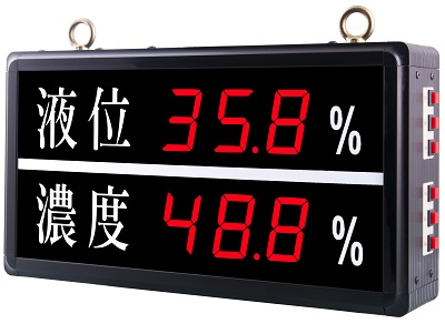 AD-00015  AD-2306AX  Voltage conversion display(4-20mA x2/DC24V)