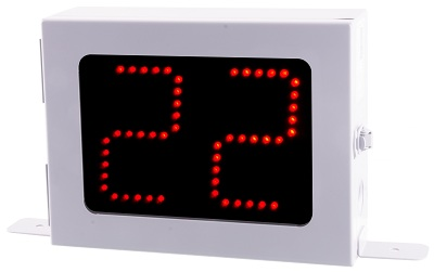 BD-00007 BD-1210PX  BCD Display(NPN/ Wall mounting)
